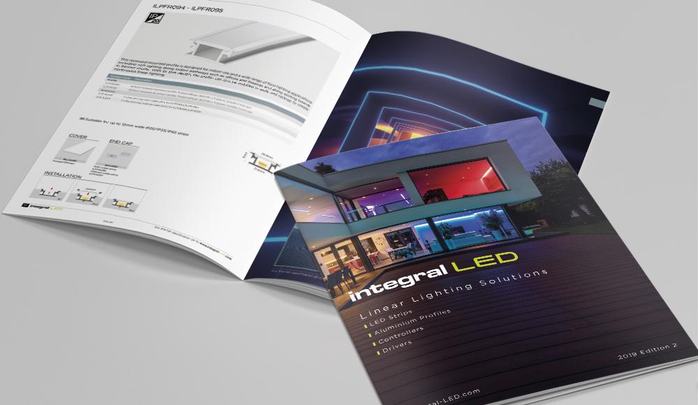Integral LED Linear Lighting Solutions brochure (PDF)