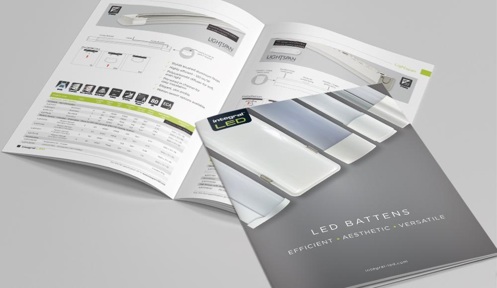 Integral LED Battens Booklet (PDF)